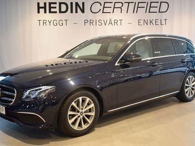 begagnad Mercedes E220 // DRAG// MULTIBEAM