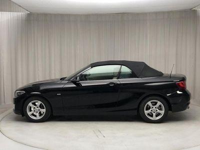 begagnad BMW 220 i Luxury Line
