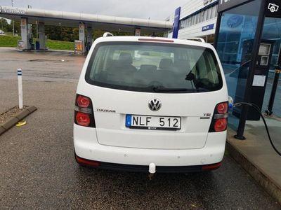 begagnad VW Touran 1.4 TSI EcoFuel Aut -11