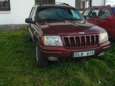 begagnad Jeep Grand Cherokee WJ -99