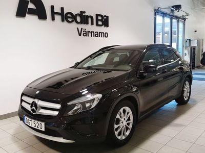 begagnad Mercedes GLA220 - BenzCDI 4MATIC