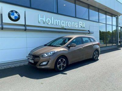 begagnad Hyundai i30 Kombi 1.6 CRDi M6Business