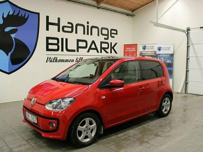 begagnad VW up! ! 5 dr 1.0 NAVI / Premium / Sport 75hk / NYBES / NYSERV