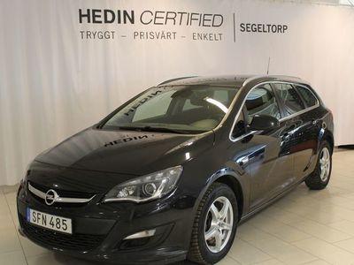 brugt Opel Astra 1,4 T 140HK TOURER PREMIUM S+V-HJUL