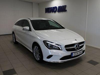 begagnad Mercedes 200 CLA-KlassShooting Brake Navi Aut