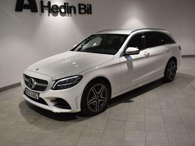 begagnad Mercedes C220 C4MATIC
