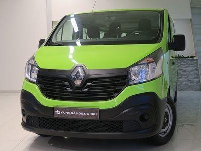 gebraucht Renault Trafic Passenge 1,6 125 HK Sv-såld E -15