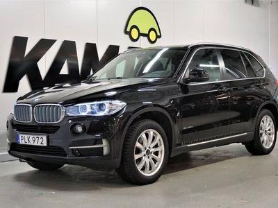 begagnad BMW X5 xDrive 40e   Komfort   S&V-Hjul   2017, SUV 477 500 kr