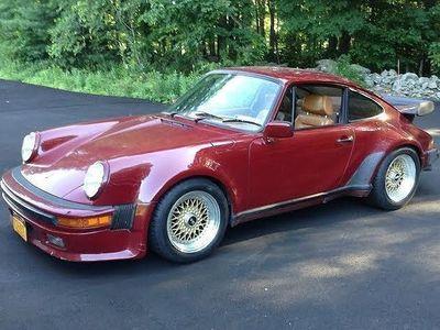 used Porsche 930 Turbo 911