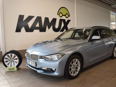 begagnad BMW 320 xDrive Touring Manuell, 184hk