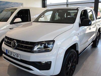 begagnad VW Amarok Dubbelhytt HIGHLINE V6 3.0 258HK AUT 4M