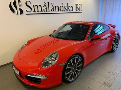 begagnad Porsche 911 Carrera S PDK Sport Chrono 400hk