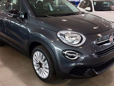 begagnad Fiat 500X CITY CROSS