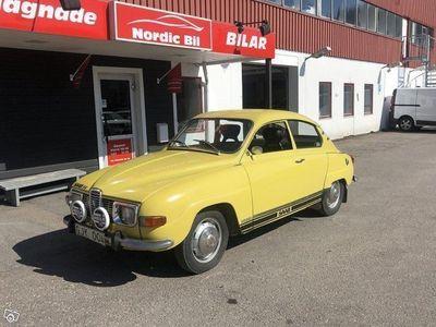 begagnad Saab 96 1.5 V4 65hk Mycket Unik