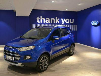 begagnad Ford Ecosport 1.0 EcoBoost 140 HK (Skinn, V-hjul)