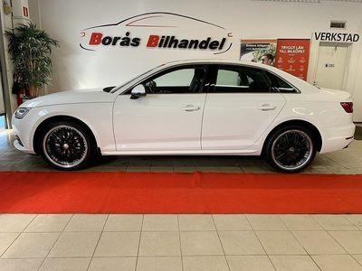 begagnad Audi A4 2.0 TDI quattro S Tronic Euro 6 190hk