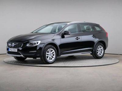 begagnad Volvo V60 CC D4 Business Adv Momentum Aut VOC