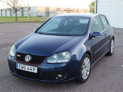 brugt VW Golf GTI DSG / Nyservad / 250HK