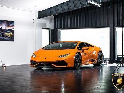 begagnad Lamborghini Huracán Huracán/ Sv-Såld