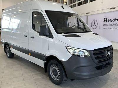 begagnad Mercedes Sprinter Benz 316 CDI 10,5 DEMO 2020, Transportbil 449 875 kr