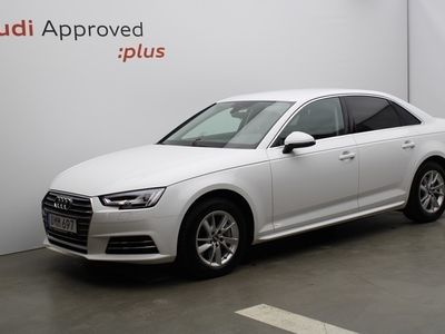 usata Audi A4 2.0 TDI 190 HK