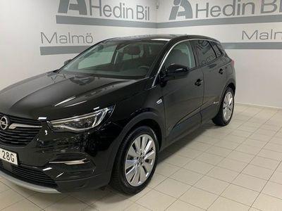 begagnad Opel Grandland X Plug in HYbrid INNOVATION / 300hk / FÖRMÅNSBIL / AWD /