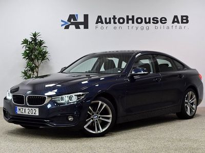 begagnad BMW 420 Gran Coupé d Sport Line Drag GPS M-Sportratt 2017, Sportkupé 229 000 kr