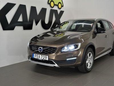 begagnad Volvo V60 CC D3 Summum S&V-Hjul (150hk)