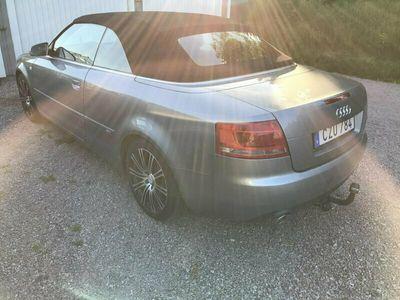 begagnad Audi A4 Cabriolet 1,8 TURBO