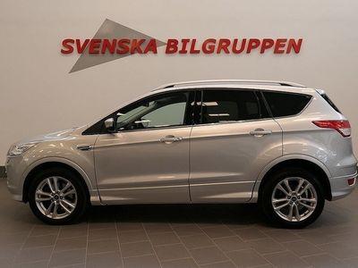 begagnad Ford Kuga 2.0 TDCi AWD Aut Drag Xenon LM S+V-Hjul