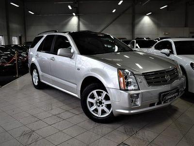begagnad Cadillac SRX 3.6 V6 AUT AWD PANORAMA DRAG