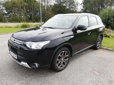 begagnad Mitsubishi Outlander P-HEV 2.0 Hybrid/Business -15