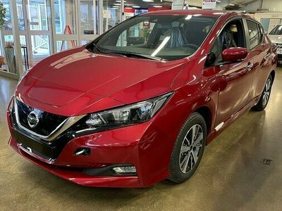 begagnad Nissan Leaf Acenta MY20 40 kWh