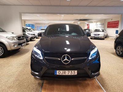 begagnad Mercedes GLE350 d 4MATIC Coupé 9G-Tronic AMG Sport Euro 6 258hk