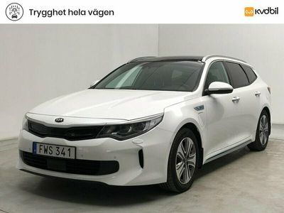 begagnad Kia Optima Hybrid Sport Wagon Plug-in 2.0 GDi SW (205hk)