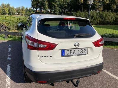 begagnad Nissan Qashqai 1.6 dCi