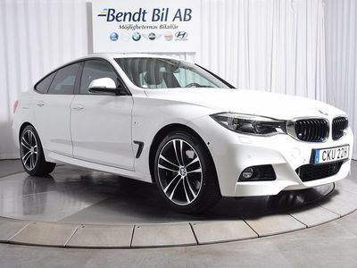 begagnad BMW 330 d XDrive GT Innovation Edition 2019, Sedan 587 000 kr