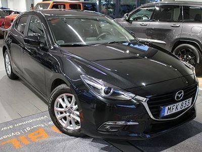 begagnad Mazda 3 3Vision 2,0 Aut 5D - DEMO 2018, Halvkombi 184 900 kr