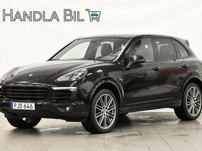 begagnad Porsche Cayenne Diesel Platinum Edt D-Värm Luftfjädring