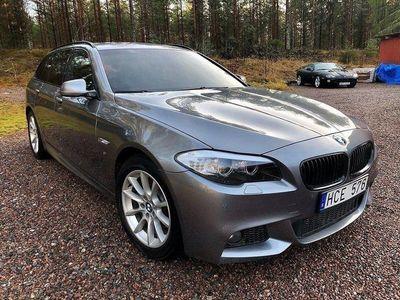begagnad BMW 520 D M-Sport / F11 / Fint skick/ -13