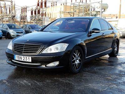 gebraucht Mercedes S350 Navi,Nightvision,Softclose,mm