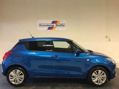 begagnad Suzuki Swift 1.2 CVT Euro 6 90hk Privatleasing 2395:-