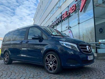 begagnad Mercedes V250 BlueTec Eu6 190hk Lång D-Värm Navi 7-Sits