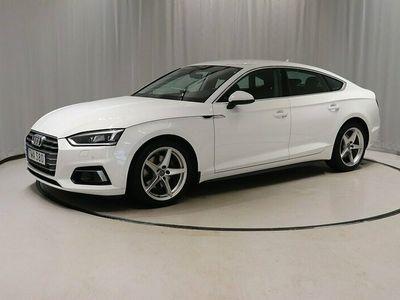 begagnad Audi A5 Sportback g-tron TFSI 170 hk *Evolutions-pkt*