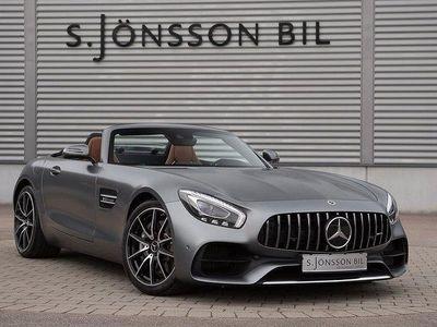 begagnad Mercedes AMG GT Roadster Fri hemleverans