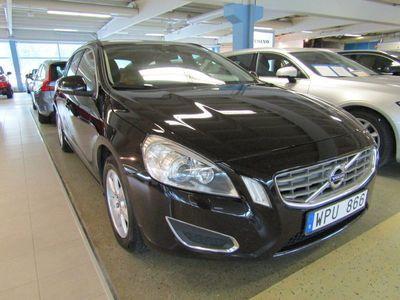 begagnad Volvo V60 D2 S/S Momentum