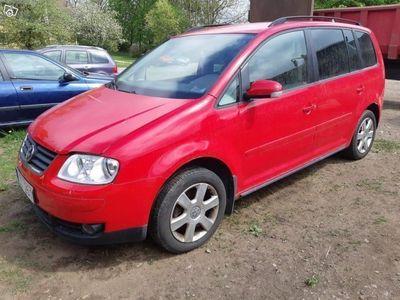 used VW Touran -06