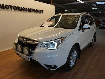 begagnad Subaru Forester 2.0D XS 4WD Automat Euro6