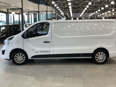 begagnad Opel Vivaro 1.6 BITURBO (125hk)