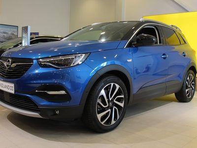 gebraucht Opel Grandland X Dynamic 5-dörrar 1.6 120hk Start/Stop (AT6)